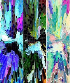 Reflections 1-nanoart