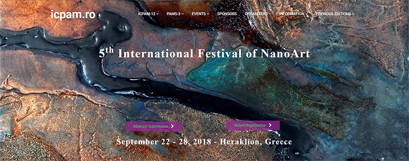5th festival of nanoart - heraklion_greece